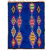 Link to 132cm x 175cm Moroccan Rug
