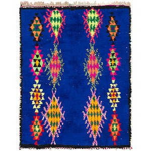 Link to 4' 4 x 5' 9 Moroccan Rug item page