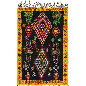 4' 3 x 6' 7 Moroccan Rug