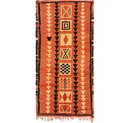 Link to 3' 8 x 7' 5 Moroccan Runner Rug
