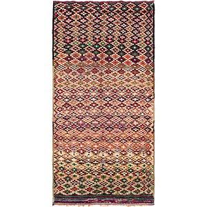 5' x 11' Moroccan Runner Rug