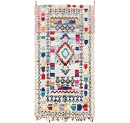 Link to 4' 10 x 9' 6 Moroccan Runner Rug