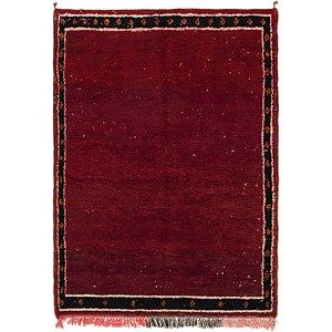 Unique Loom 4' 10 x 6' 10 Moroccan Rug