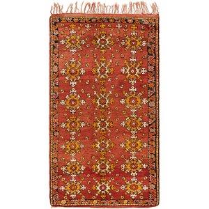 Unique Loom 4' 4 x 7' 10 Moroccan Rug