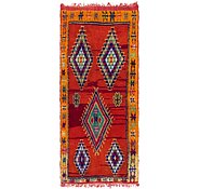 Link to 4' x 9' 4 Moroccan Runner Rug