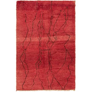 Link to 122cm x 195cm Moroccan Rug item page