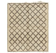 Link to 4' 7 x 5' 8 Moroccan Square Rug