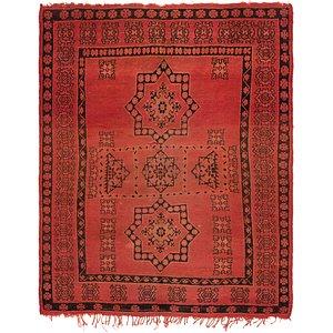 6' 2 x 8' 3 Moroccan Rug