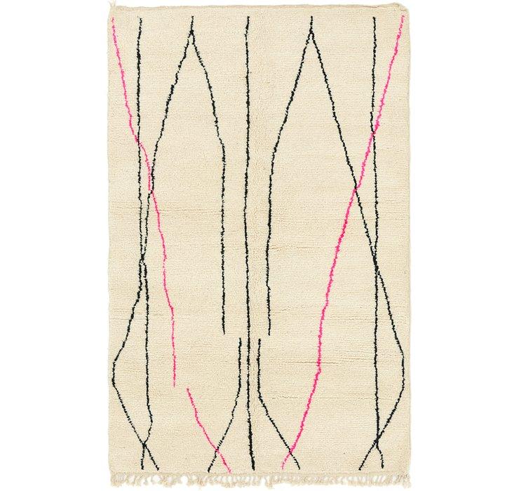 5' x 8' Moroccan Rug