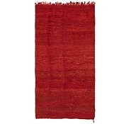 Link to 3' 6 x 7' 9 Moroccan Runner Rug