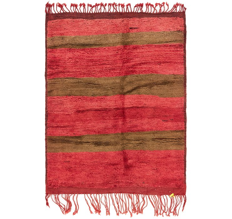 3' 6 x 4' 8 Moroccan Rug