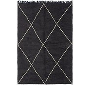 Link to 6' 6 x 9' 5 Moroccan Rug