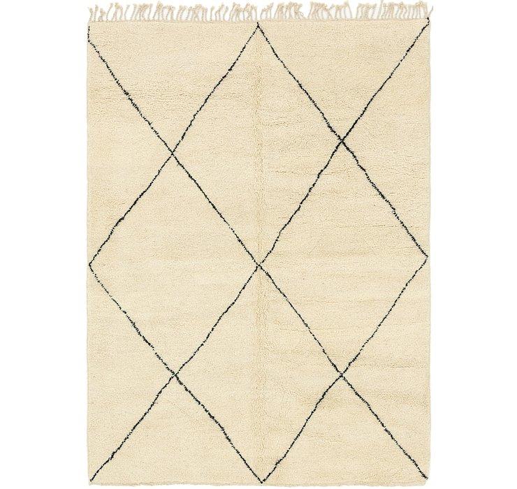 7' x 9' 9 Moroccan Rug