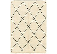 Link to 6' 4 x 9' 9 Moroccan Rug