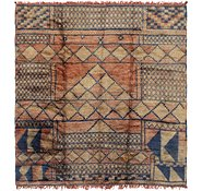 Link to 7' x 7' 5 Moroccan Square Rug