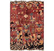 Link to 203cm x 282cm Moroccan Rug