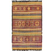 Link to 5' 9 x 10' Moroccan Runner Rug