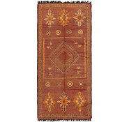 Link to 6' 5 x 14' 8 Moroccan Runner Rug