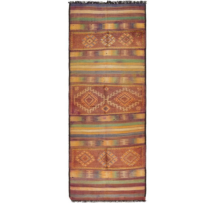 HandKnotted 5' 9 x 17' 3 Moroccan Runner Rug