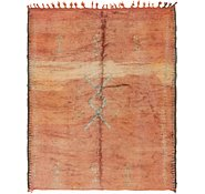 Link to 193cm x 235cm Moroccan Rug