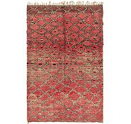 Link to 4' 9 x 7' 7 Moroccan Rug