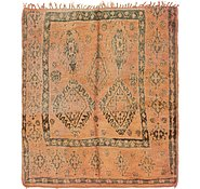 Link to 5' 4 x 6' Moroccan Square Rug