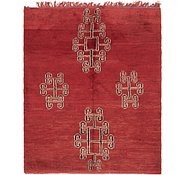 Link to 147cm x 175cm Moroccan Rug