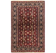 Link to 4' 4 x 6' 9 Jaipur Agra Oriental Rug