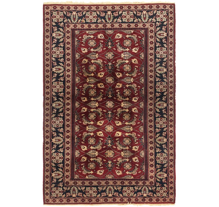 132cm x 205cm Jaipur Agra Oriental Rug