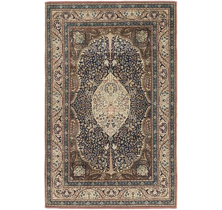 122cm x 198cm Kashmir Oriental Rug