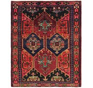 Link to 5' x 6' 3 Shiraz Persian Square Rug