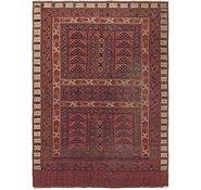 Link to 5' 5 x 7' 9 Afghan Ersari Oriental Rug