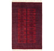Link to 5' 2 x 8' Bokhara Rug