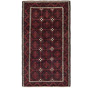 Link to 4' 4 x 7' 9 Balouch Persian Rug