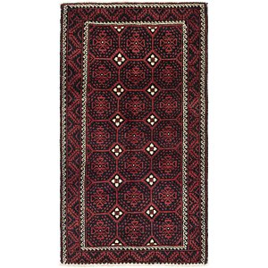 Link to 4' 4 x 7' 9 Balouch Persian Rug item page