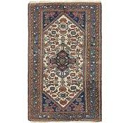 Link to 4' x 6' 10 Heriz Persian Rug