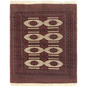 Link to 4' 3 x 5' 4 Bokhara Oriental Rug item page