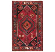 Link to 4' 6 x 7' 2 Hamedan Persian Rug