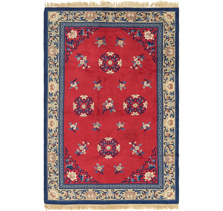 183cm x 275cm Antique Finish Rug