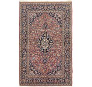 Link to 4' 5 x 7' 3 Kashan Persian Rug