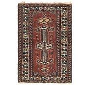 Link to 3' 7 x 5' 6 Shiraz Persian Rug
