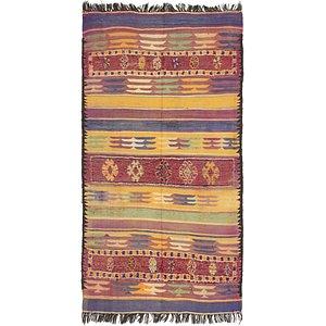 5' 8 x 10' 3 Moroccan Rug