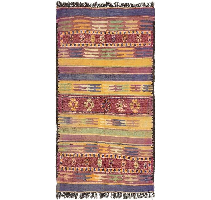 173cm x 312cm Moroccan Rug