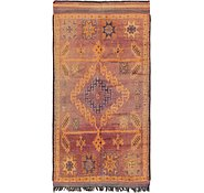 Link to 5' 10 x 11' 3 Moroccan Runner Rug