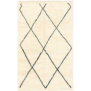 6' 2 x 9' 7 Moroccan Rug