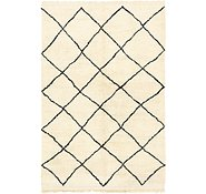Link to 190cm x 292cm Moroccan Rug