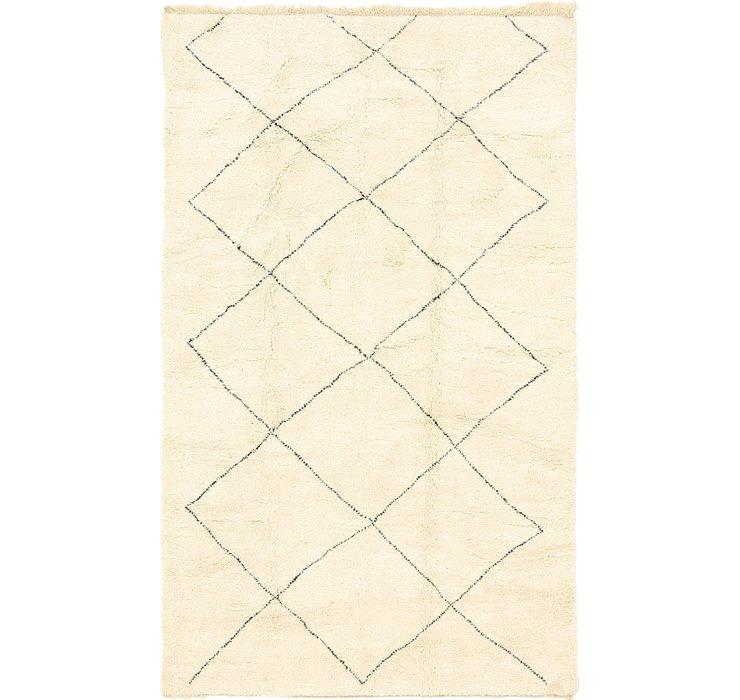 6' 10 x 10' 5 Moroccan Rug