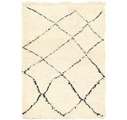 Link to 100cm x 137cm Moroccan Rug