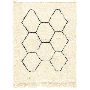 Unique Loom 3' 3 x 4' 3 Moroccan Rug
