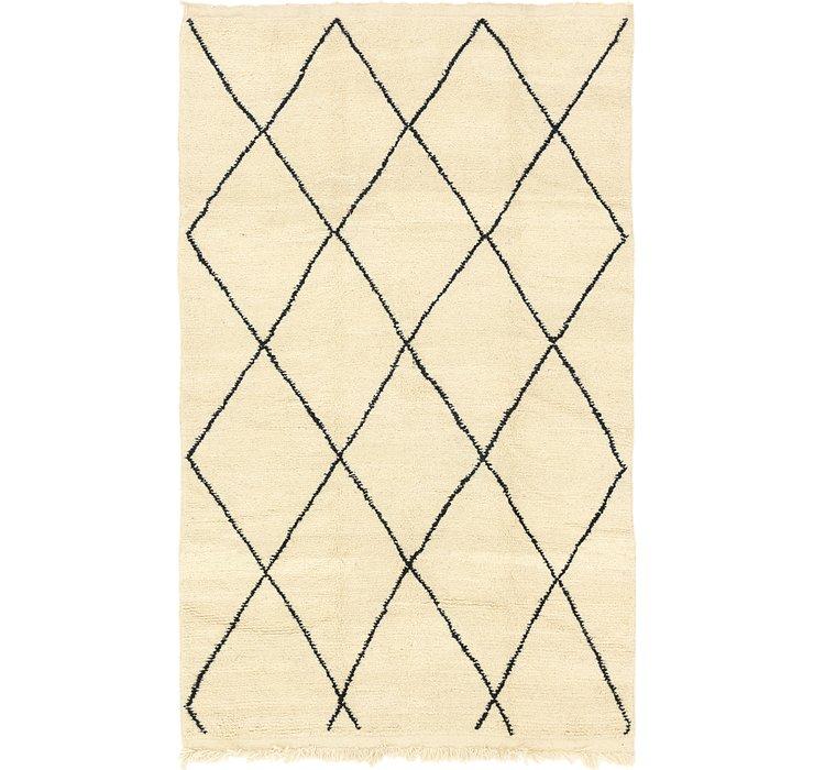 6' 4 x 10' 4 Moroccan Rug